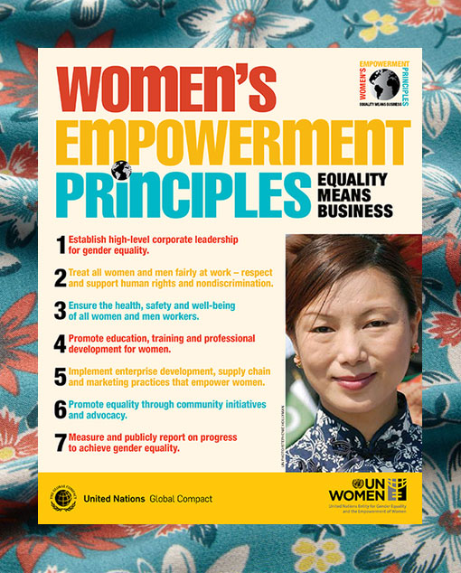 King Louie Women's Empowerment Rights